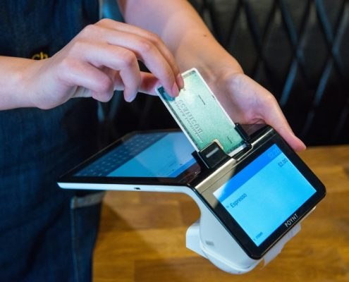 Mobile POS System