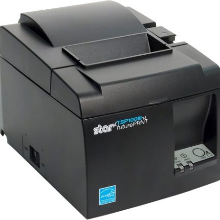 Star Micronics TSP143IIIBI Bluetooth Receipt Printer