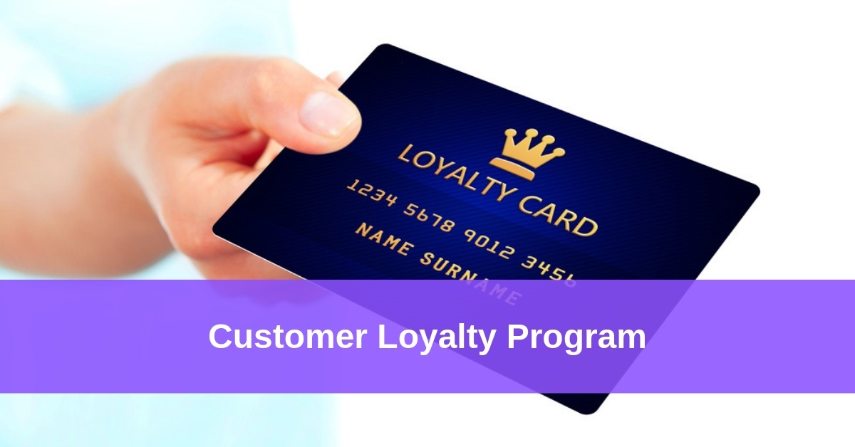 Thesis on customer loyalty program