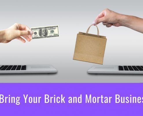 How to Bring Your Brick and Mortar Business Online