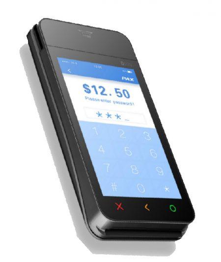 PAX D220 credit card terminal