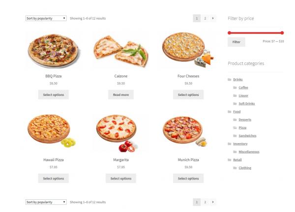 Set Up a Website to Showcase Your Menu