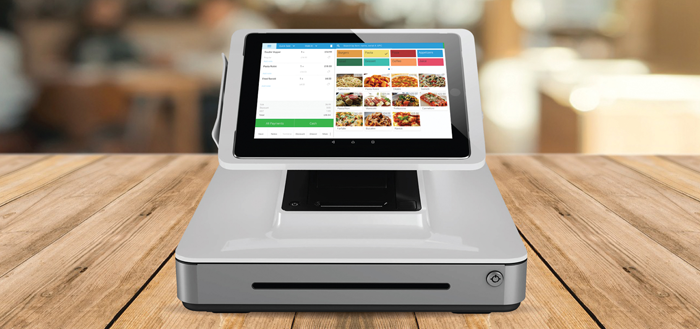 eHopper POS with Elo PayPoint Plus for iPad