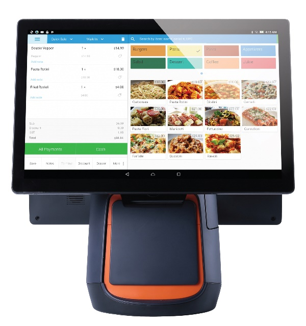 all in one point of sale systems