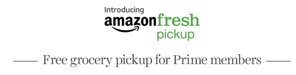 Amazon fresh is a leading example of an omnichannel retail experience