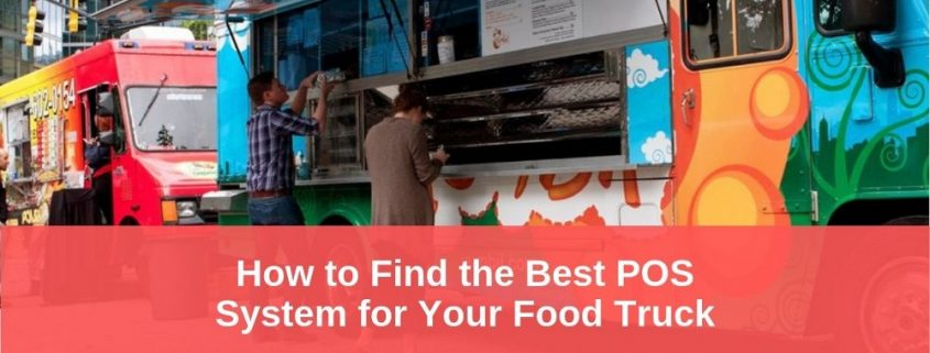 Best POS for Food Truck