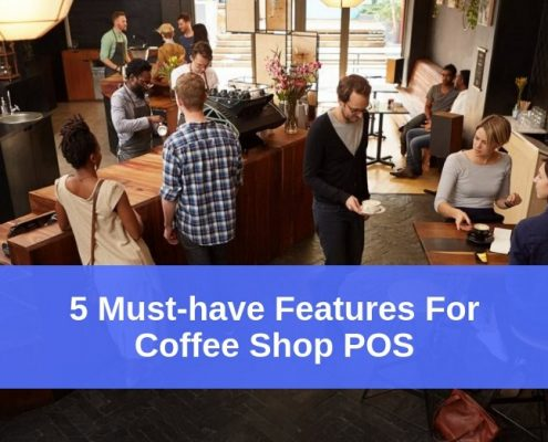 Coffee Shop POS Features