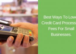 Processing Fees For Small Businesses