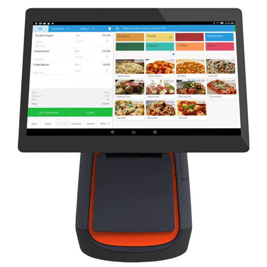 eHopper All-in-One POS WSAA