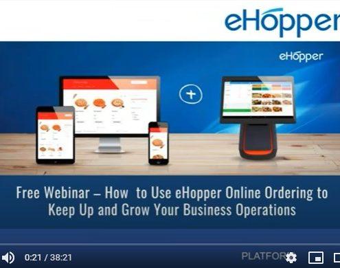 eHopper Online Ordering Webinar