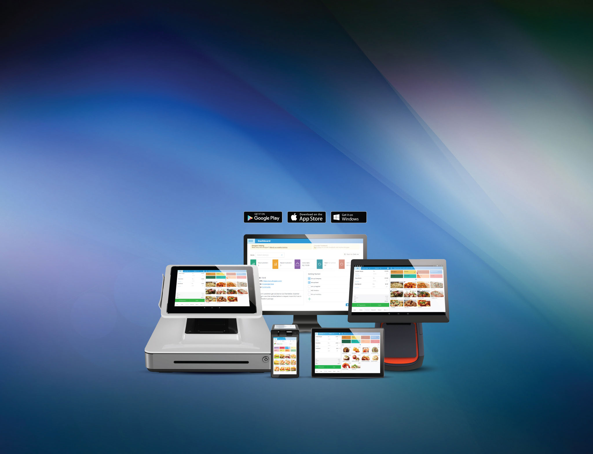 Free POS System | eHopper