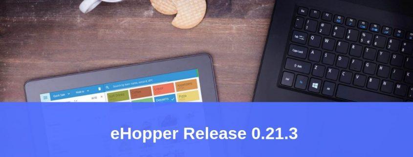 eHopper Release 0.21.3
