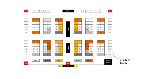 WSAA floor plan
