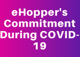 eHopper's Commitment During COVID-19. Receive Complimentary Online Ordering Product.