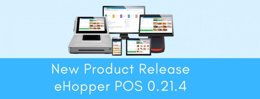 eHopper product update 0.21.4