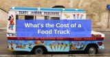 food truck cost
