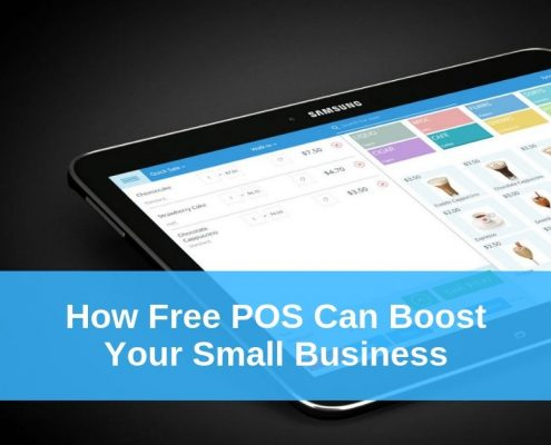 Free POS Software for Small Business