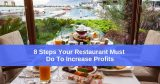 how to increase restaurant profits