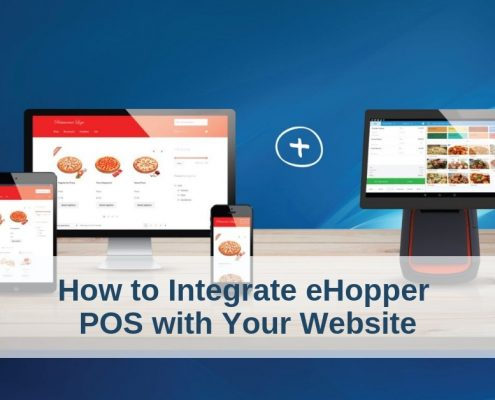 how to integrate pos with website