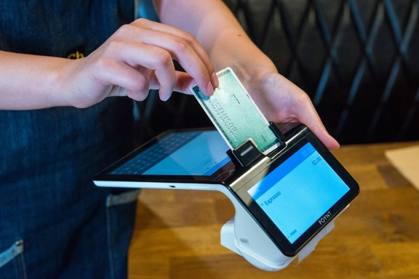 how to use pos system