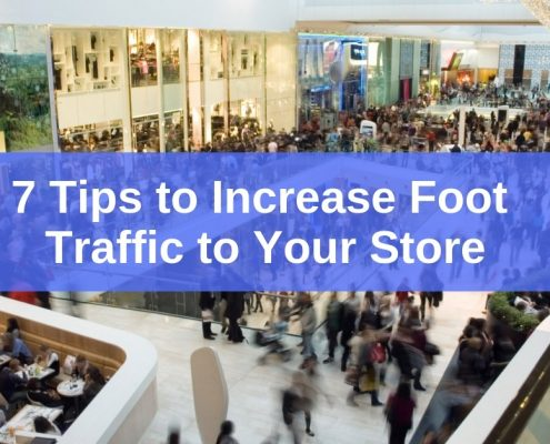 increase foot traffic