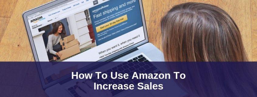 Increase Sale on Amazon