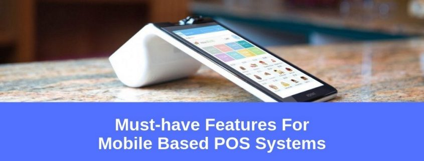 Mobile Based POS