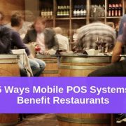 Mobile POS for Restaurants