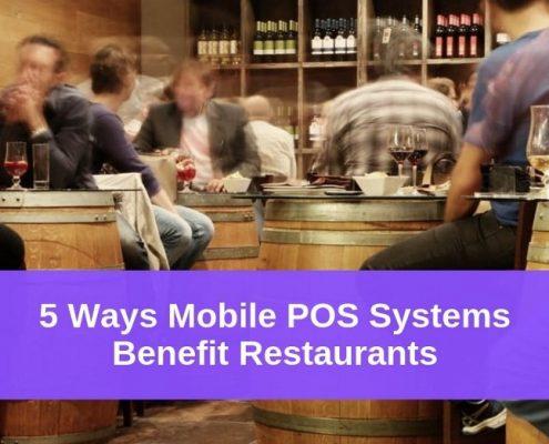 Mobile POS for Restaurants