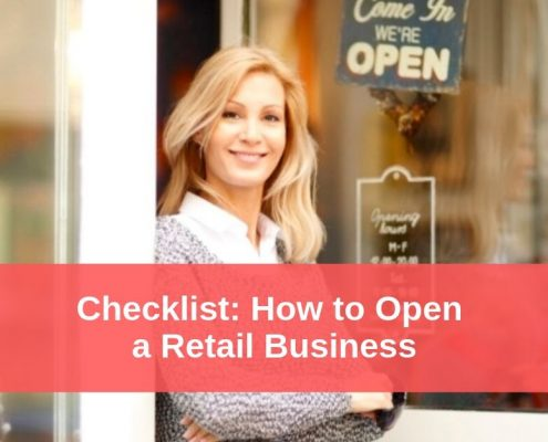 Open a Retail Business