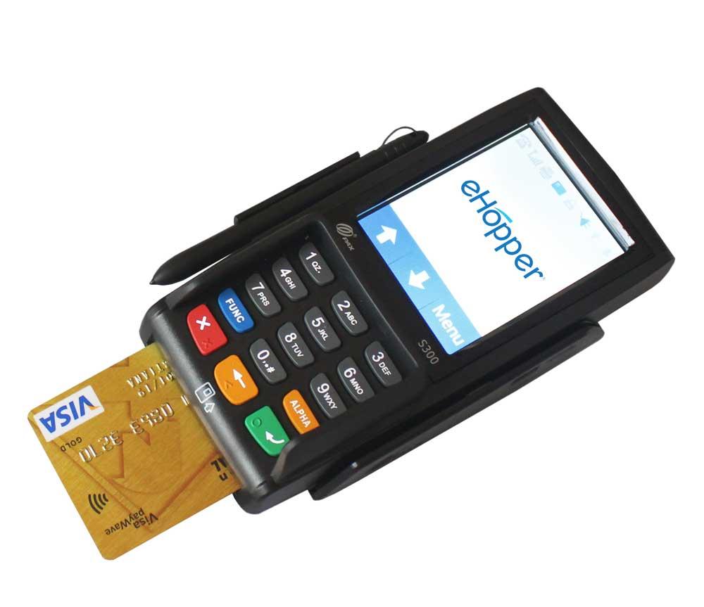 pax s300 credit card machine