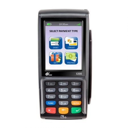 PAX S300 EMV Ready Credit Card Terminal