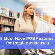 POS for Retail Store