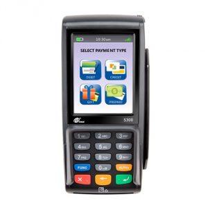 POS system credit card terminal