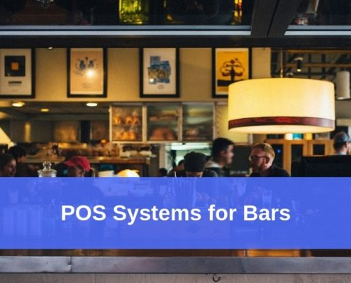 POS Systems for Bars