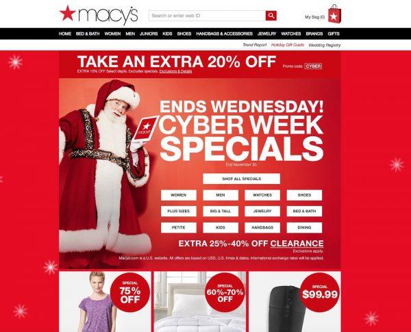 preparing for Christmas as a retailer