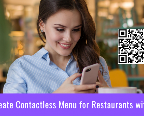 How to Create Contactless Menu for Restaurants with QR Code