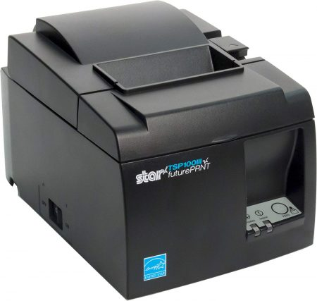 The Star TSP143 U Lightning connector receipt printer