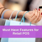 Retail POS System Features