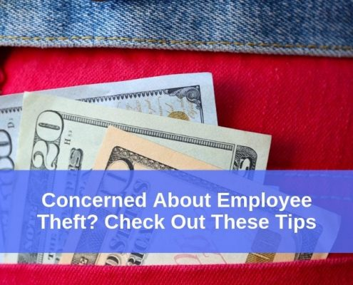 Retail Theft Prevention Tips