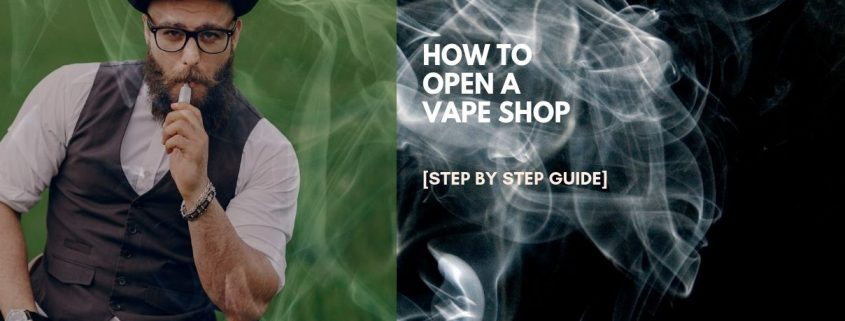 open vape shop